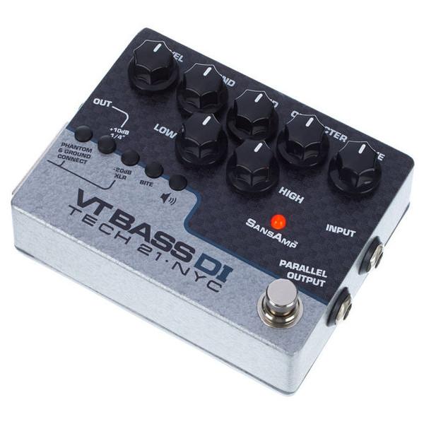 Tech 21 SansAmp Character Series VT Bass DI