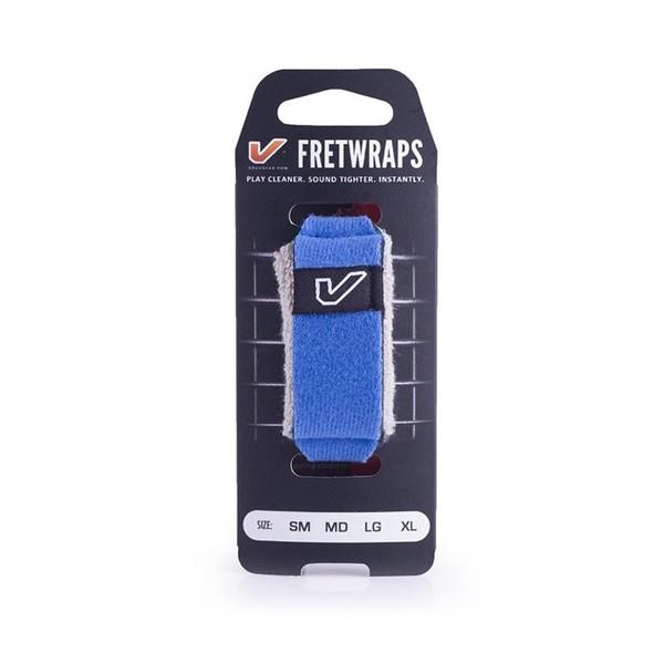 Gruv Gear FretWraps HD Sky Blue 1-Pack, Large