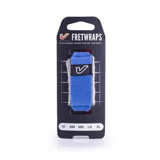 Gruv Gear FretWraps HD Sky Blue 1-Pack, Medium