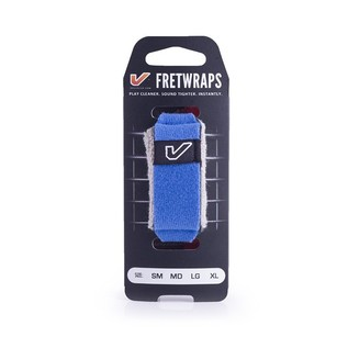 Gruv Gear FretWraps HD Sky Blue 1-Pack, Extra Large