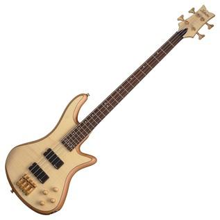 Schecter Stiletto Custom-4 Bass Guitar,Natural