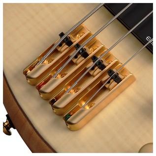 Schecter Stiletto Custom-4 Bass Natural