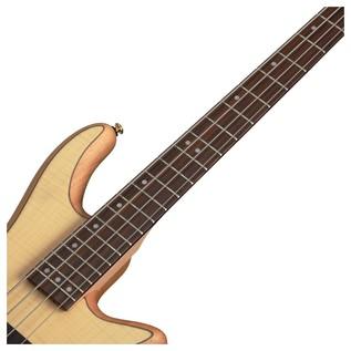 Stiletto Custom-4 Bass Guitar,Natural