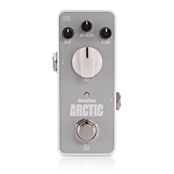 Subzero Arctic Fuzz Micro Guitar Pedal