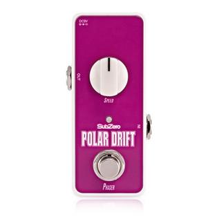 Subzero Polar Drift Phaser Micro Guitar Pedal