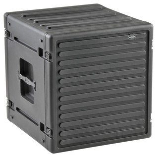 SKB 12U Roto Rack - Angled Closed