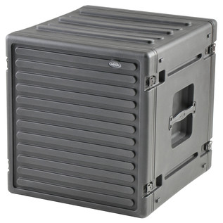 SKB 12U Roto Rack - Angled Closed 2