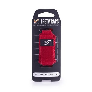 Gruv Gear FretWraps HD Fire Red 1-Pack, Small