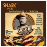 Snark Picks 0.64mm Teddy's Neo Tortoise, Players Pack of 12
