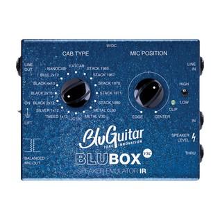 BluGuitar BluBox Speaker Cab Emulator