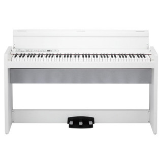 Korg LP-380 Digital Piano, White