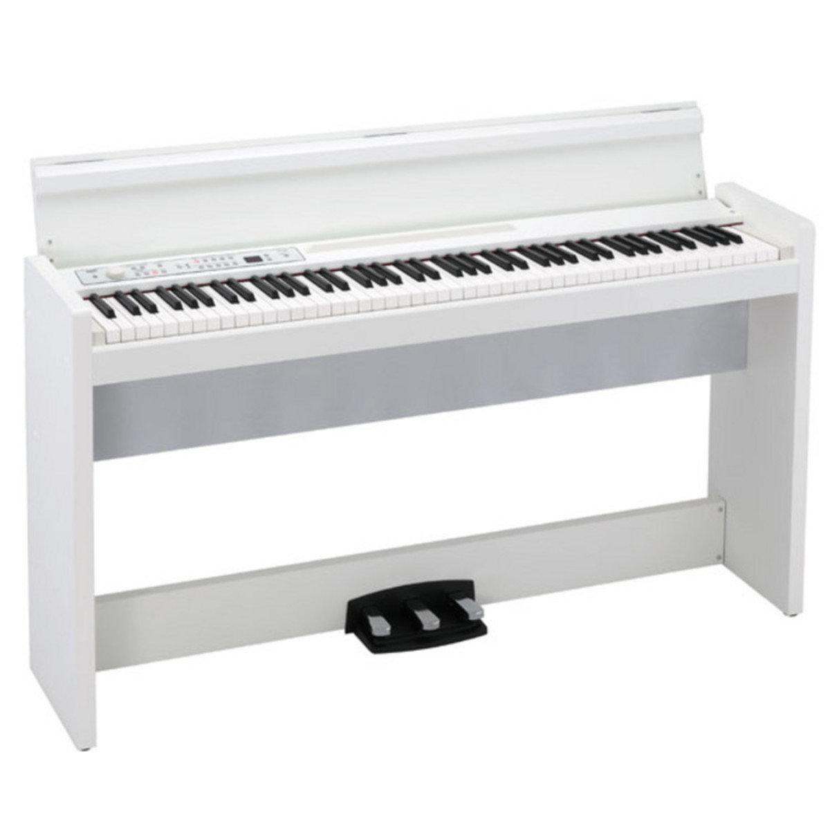 korg lp 380 piano num rique avec tabouret et casque blanc b stock gear4music. Black Bedroom Furniture Sets. Home Design Ideas