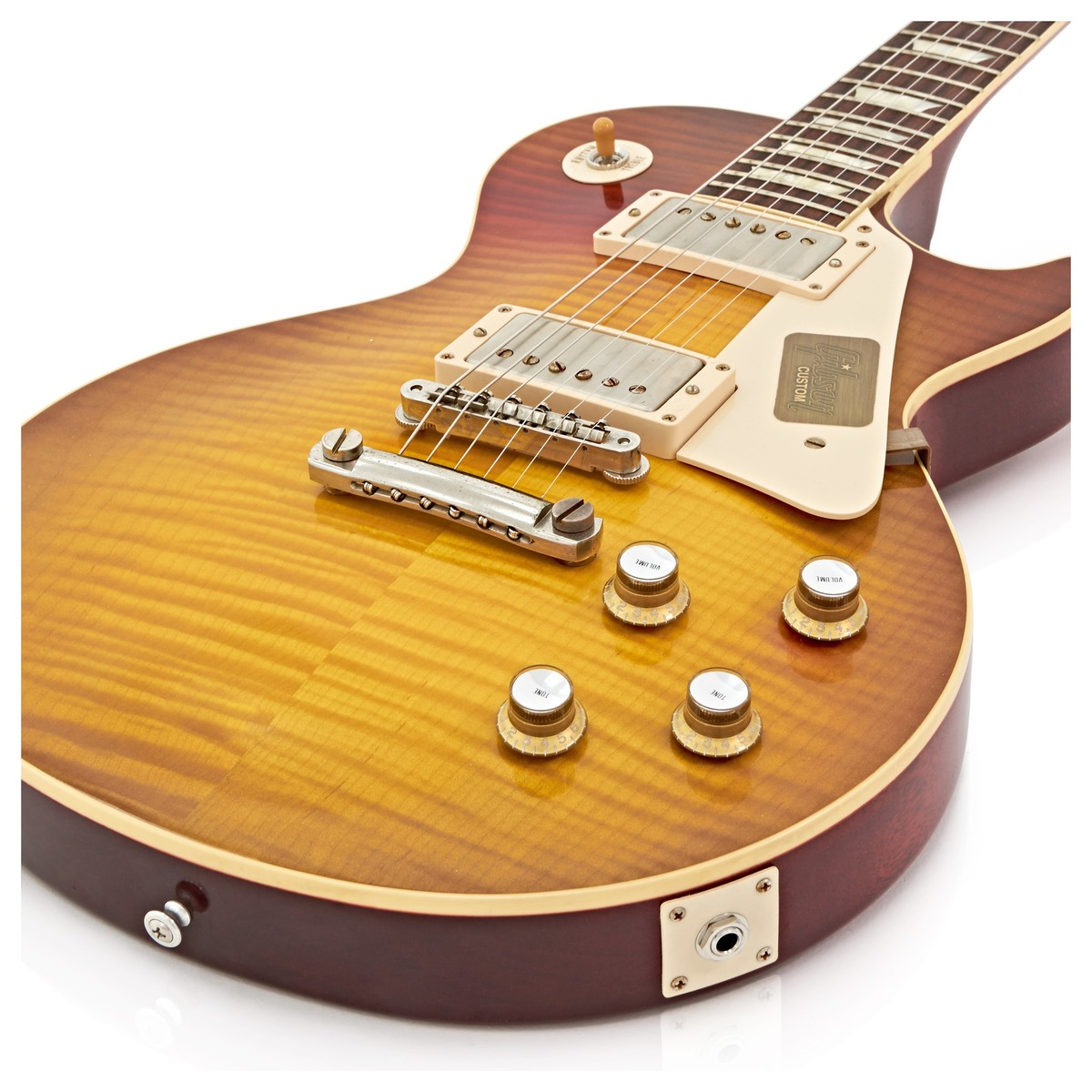 gibson custom shop 1960 les paul reissue m2m 04996 at. Black Bedroom Furniture Sets. Home Design Ideas