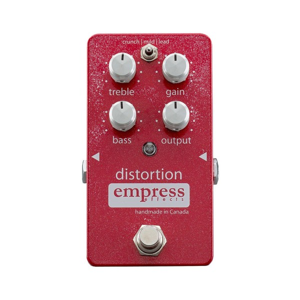 Empress Effects Distortion Pedal