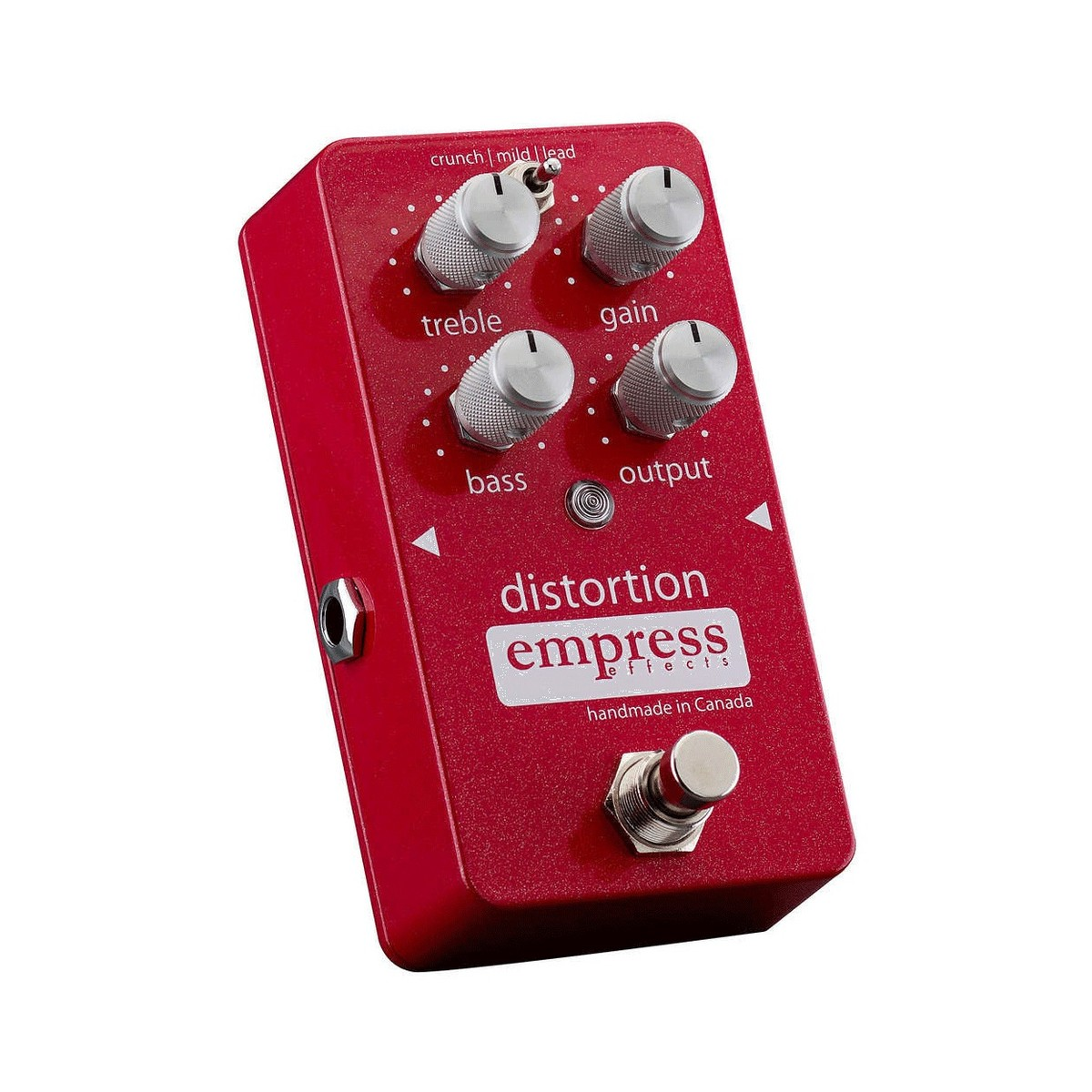 Empress Effects Distortion Pedal at Gear4music.com