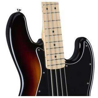 Fender Deluxe Active Jazz Bass Guitar