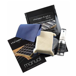 Chrome Frets Silky Strings all in one String Cleaner