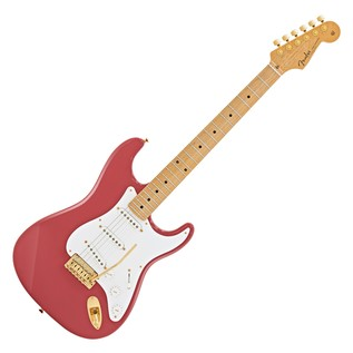 Fender Custom Shop 56 NOS Strat Fiesta Red Modern AA Birdseye Maple