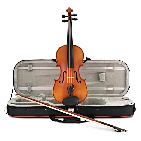 Hidersine Vivente Finetune Violin Outfit, 1/2 Size
