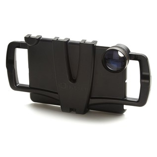 iOgrapher Case for iPad Mini, Retina 2/3 & First Gen, Includes Lenses - Front With Lens