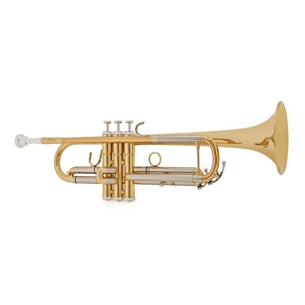 Jupiter JTR-1100 Trumpet Clear Lacquer