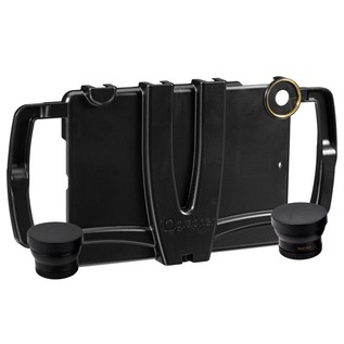 iOgrapher Case for iPad Air & Air2, Includes Lenses - Case And Lenses