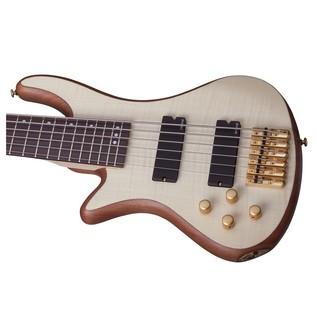 Schecter Stiletto Custom-6 Left Handed Bass Guitar