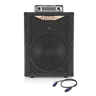 "Ashdown Retroglide-800 Head and 1 x 15"" ABM Cab"