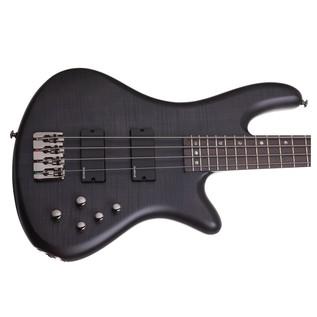 Schecter Stiletto Studio-4 Bass Guitar,Black