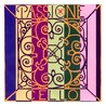 Pirastro Passione Cello D String, Heavy Gauge