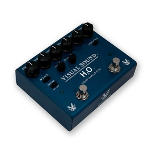 Visual Sound V3 H2O Premium Chorus & Echo Guitar Pedal