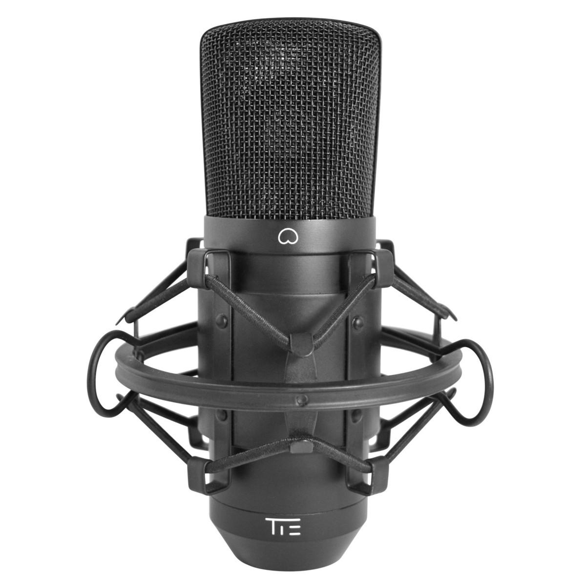 Tie Studio Usb Large Diaphragm Condenser Mic At Gear4music Microphone Ribbon Diagram In Cradle Loading Zoom