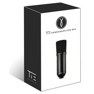 Tie Studio USB Condenser Mic - Boxed
