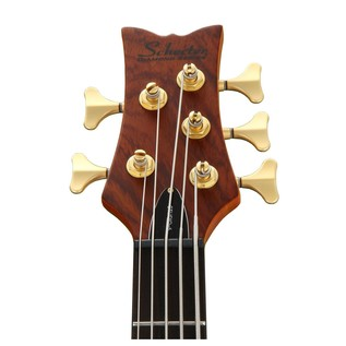 Schecter Stiletto Studio-5 Left Handed Bass