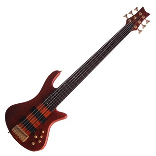 Schecter Stiletto Studio-6 Bass Guitar,Honey Satin
