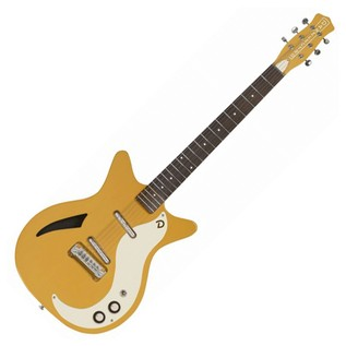 Danelectro DC59M Spruce Electric Guitar, Buttercup