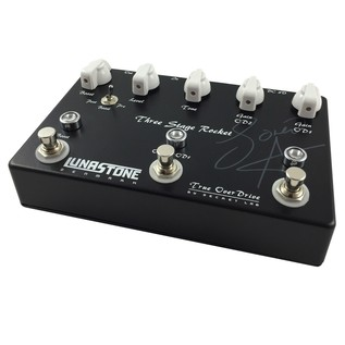 LunaStone Three Stage Rocket Pedal