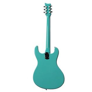 Danelectro 64 Electric Guitar, Dark Aqua