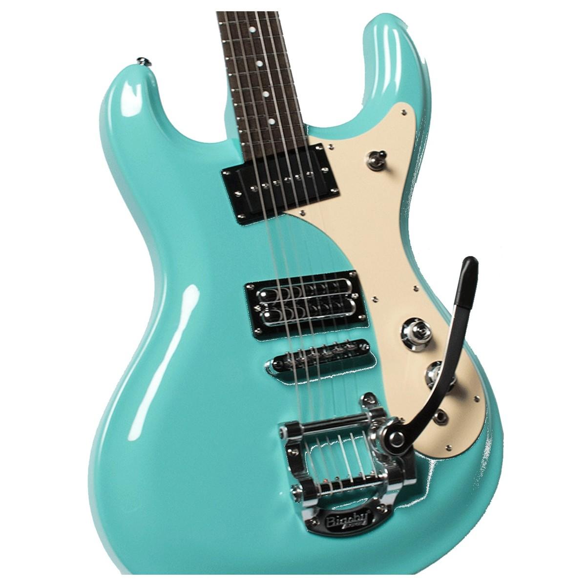 aqua hair dark guitar - photo #17