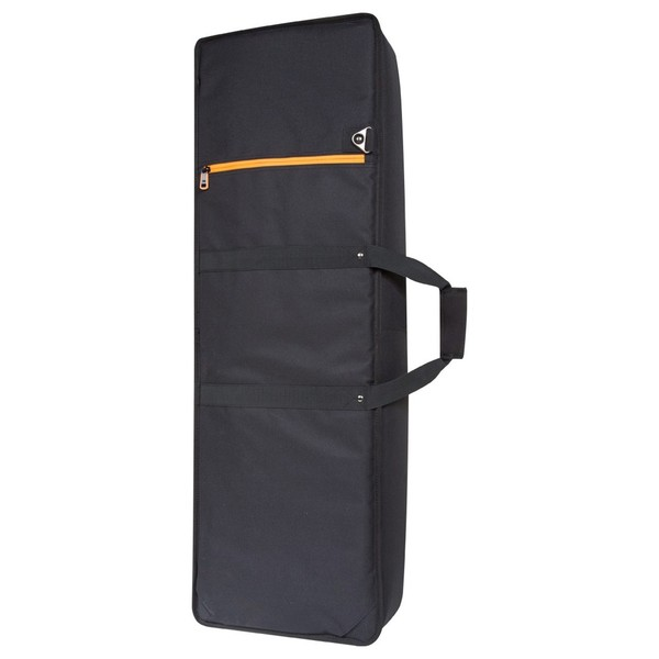Roland CB-G49 49-Key Keyboard Bag with Shoulder Straps - Vertical Closed