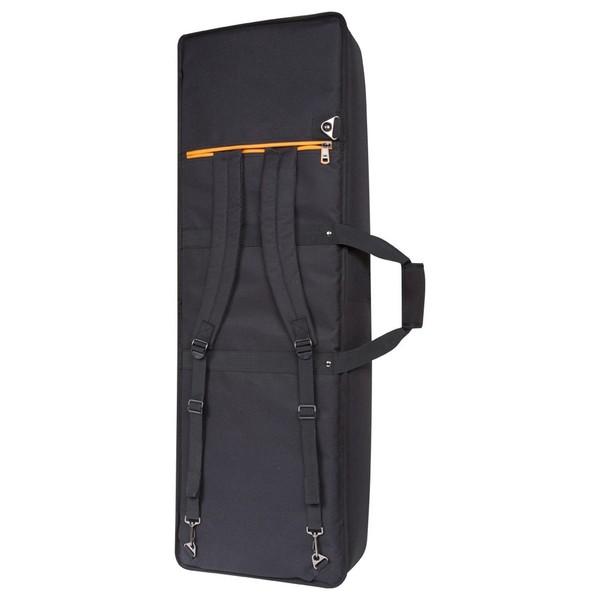 Roland CB-G61 61-Key Keyboard Bag with Shoulder Straps - Vertical Rear