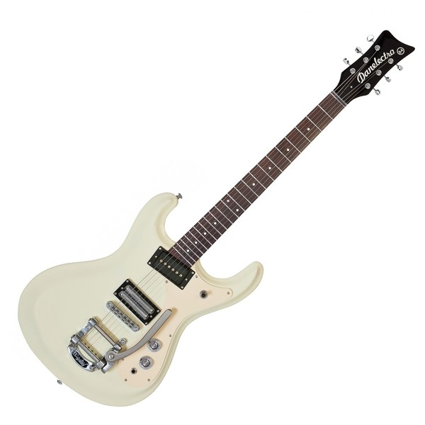 Danelectro 64 Electric Guitar, Vintage White