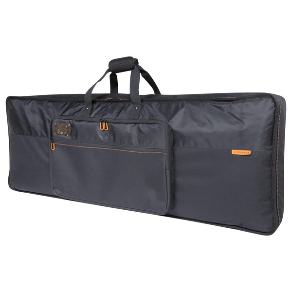 Roland CB-B61 61-Key Keyboard Bag - Angled Closed