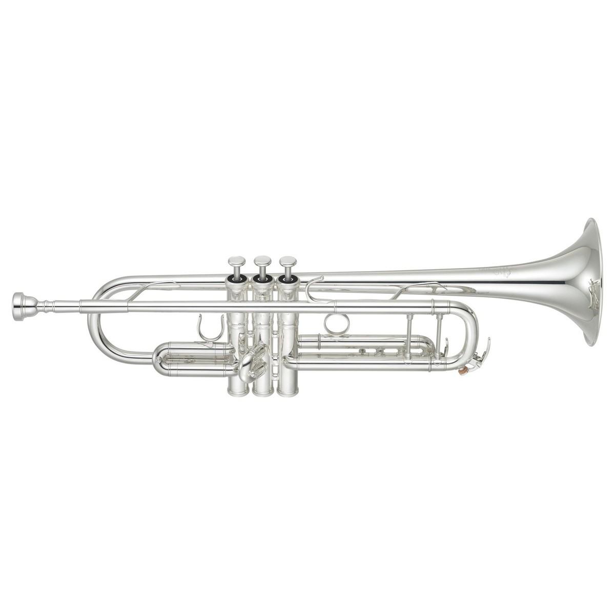 Onwijs Yamaha YTR-8335S Custom Xeno Bb Trompet, Verzilverd | Gear4music GO-59
