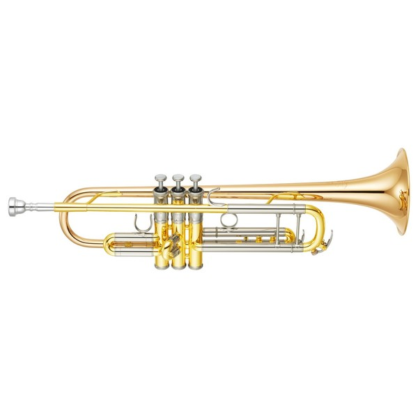 Yamaha YTR8335G Xeno Trumpet, Lacquer