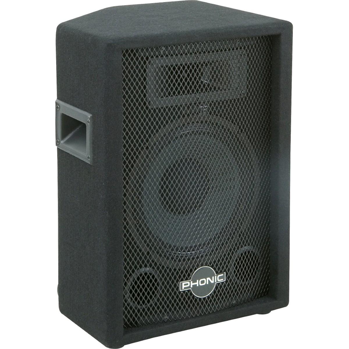 Phonic SEM710 Passive PA Speaker - B-Stock