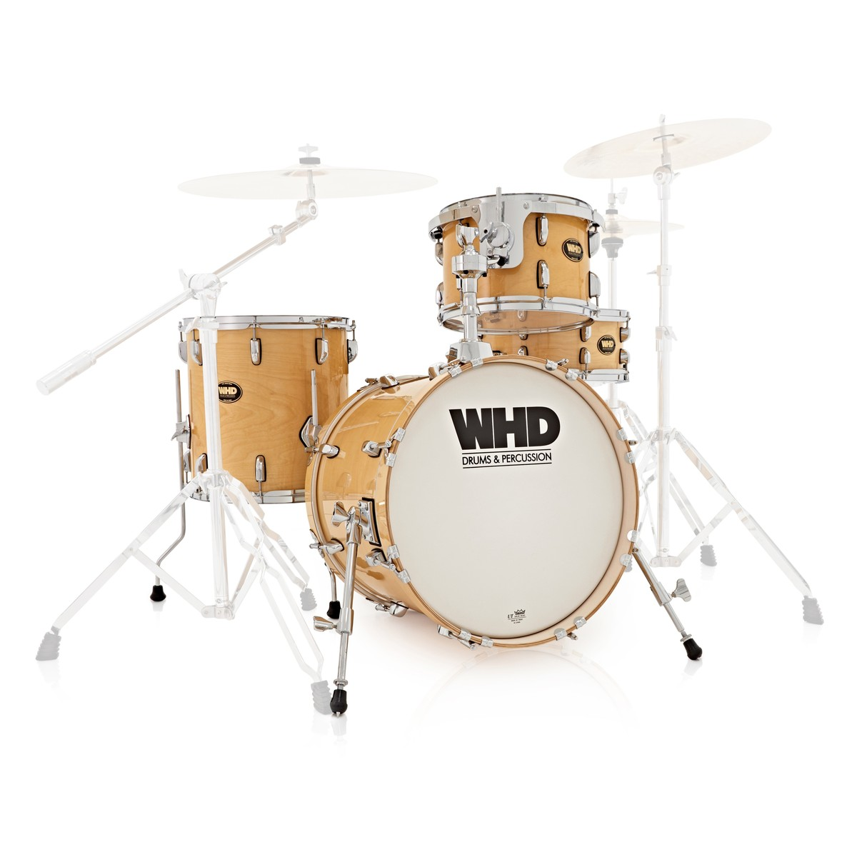 WHD Elite 4 Piece Jazz Shell Pack