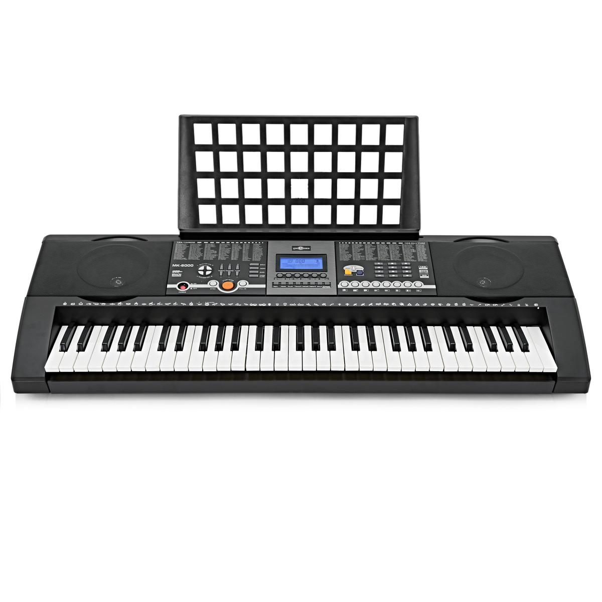 clavier mk 6000 avec usb midi par gear4music bo te. Black Bedroom Furniture Sets. Home Design Ideas