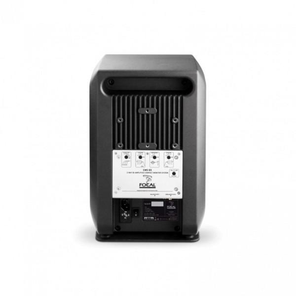 Focal CMS 65 Compact Studio Monitor (Single) Rear