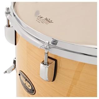 WHD Birch 4 Piece Jazz Drum Kit, Natural